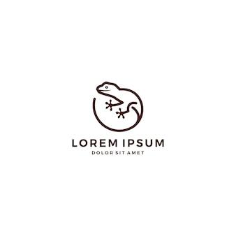 Eidechsen-logo