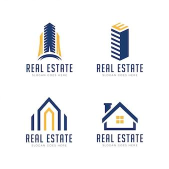 Eigentum-geschäfts-logo