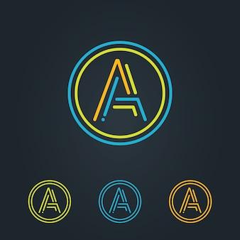 Ein logo voranbringen