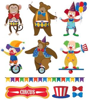 Ein satz circus element