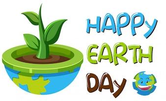 Ein Tag der Erde