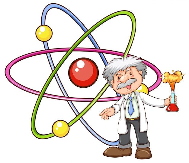 Ein wissenschaftler