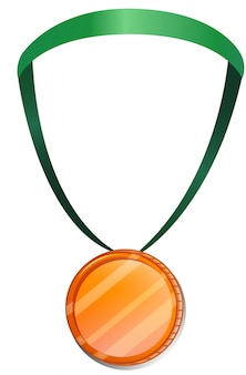 Eine medaille