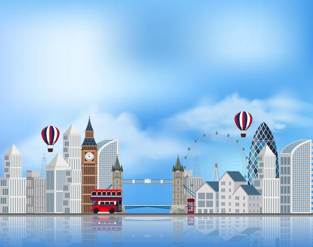 Eine touristenattraktion in london