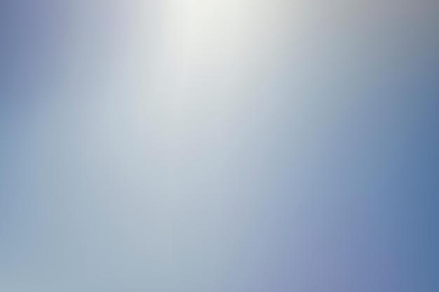 Einfacher steigungshintergrundvektor im winterblau