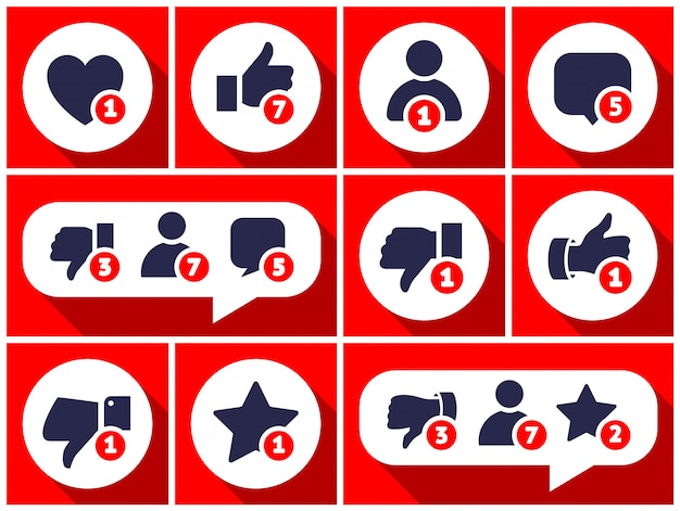 Einfaches set-symbol mit benutzer-feedback