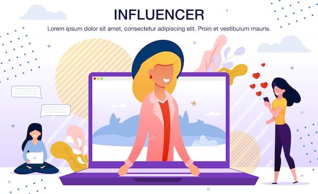 Einflussfaktor für benutzer sozialer netzwerke