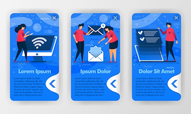 Einführung in mobile geschäftsanwendungen für die digitale arbeit