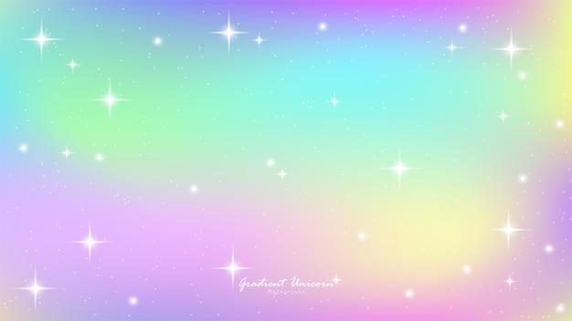 Einhorn-farbverlauf