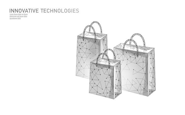 Einkaufstasche . online-shop handelsmarkt technologie. jetzt kaufen vorlage. mobiler verkauf