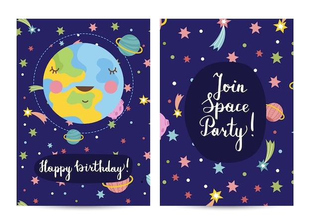 Einladung zur kindergeburtstagsfeier