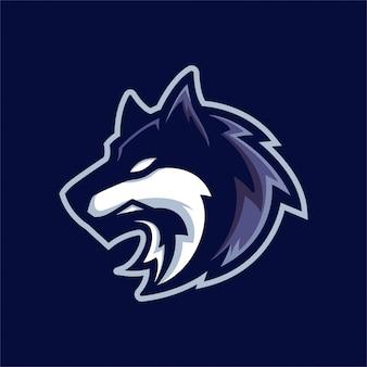 Einsamer wolf logo