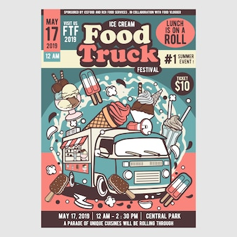 Eis food truck festival