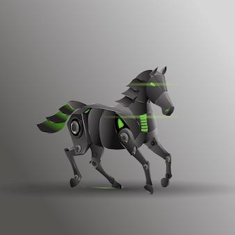 Eisen pferd