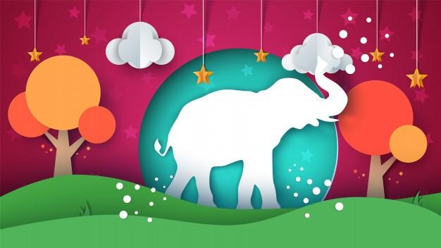 Elefant abbildung.