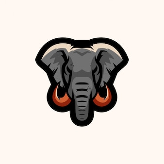 Elefant esports firmenzeichen