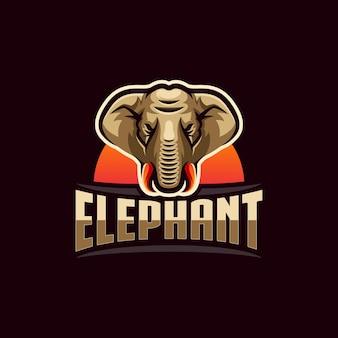 Elefant logo-design