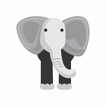 Elefant - tier niedlich