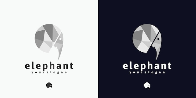 Elefantenkopf-logo-referenz