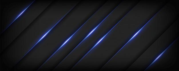 Elegante dunkle hintergrundschablonen-überlappungsschicht