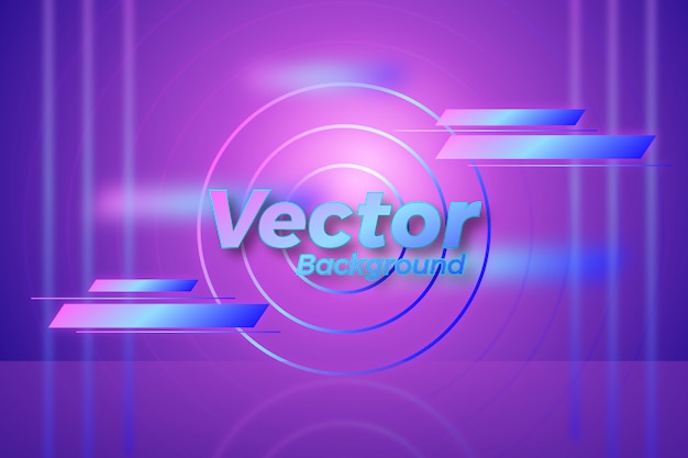 Eleganter abstrakter vektorhintergrund