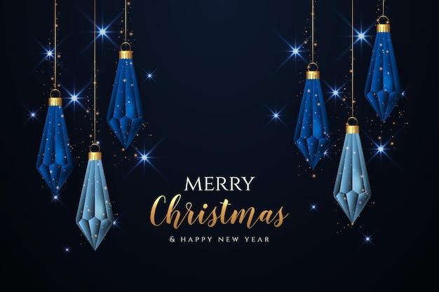 Eleganter froher weihnachtshintergrund mit den zeichnungen weihnachten