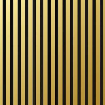 Eleganter hintergrund mit goldenen bars effekt