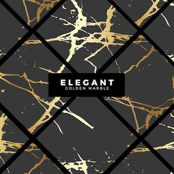 Eleganter luxus goldener marmor hintergrund