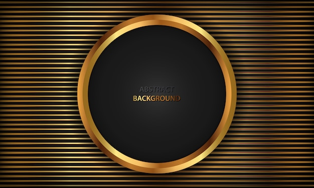 Eleganter schwarzer luxushintergrund