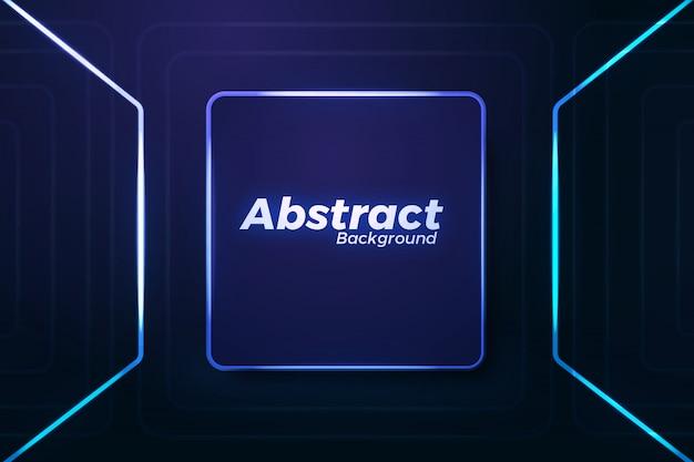 Elegantes abstraktes neon-backgroun