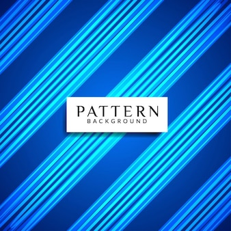 Elegantes blaues modernes muster hintergrund