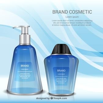 Elegantes kosmetisches design