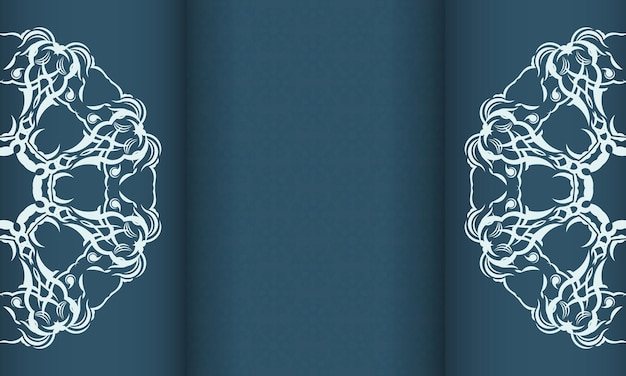 Elegantes luxusdesign auf blauem hintergrund. geeignet für etiketten, abzeichen, rahmen, logos, verpackungen, parfums, lotionen, seifen, süßigkeiten, schokolade.