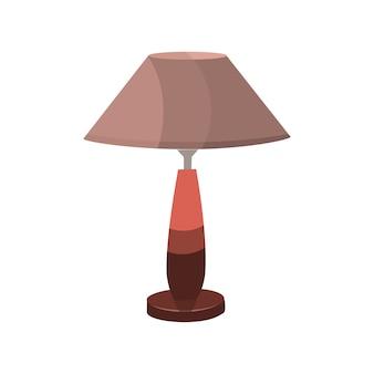 Elektrischer vektor des lampenlichtdesigns der lampen