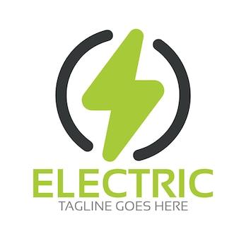 Elektrisches logo