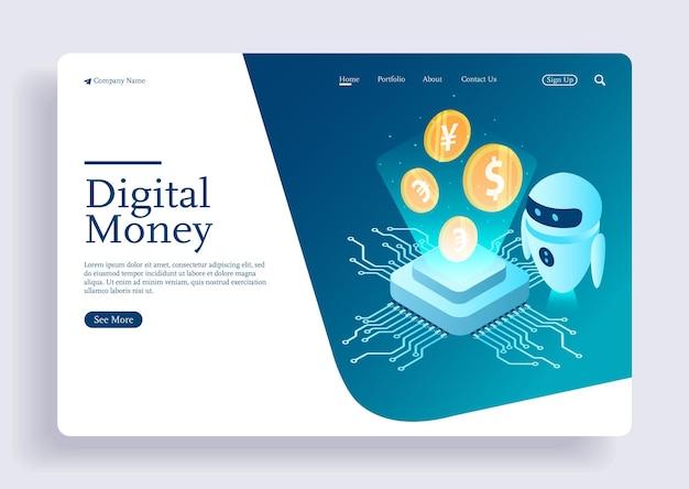 Elektronische online-zahlungs-sms-benachrichtigung zahlungsverlauf finanzdatenschutz mit roboter