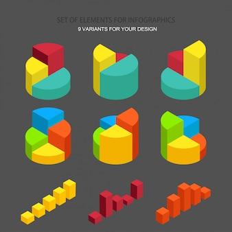 Element für infografiken