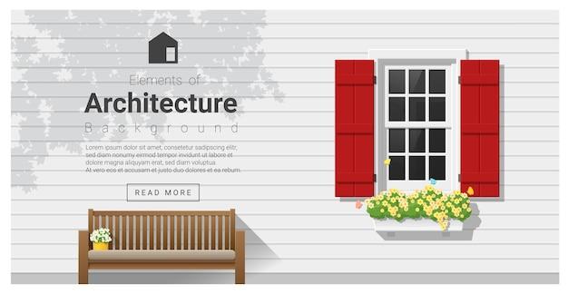 Elemente der architektur