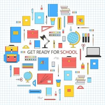 Elemente der schule