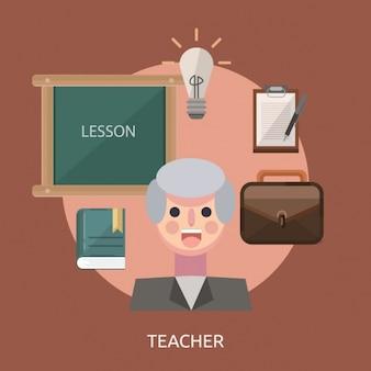 Elemente über das unterrichten