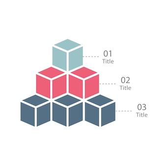 Elemente von infografik