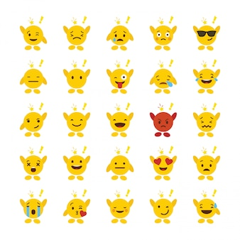 Emoji icon design
