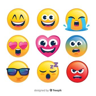Emoji-sammlung