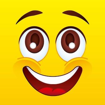 Emoticon-symbol