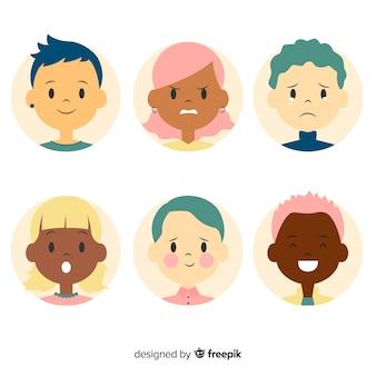 Emotionen junger menschen