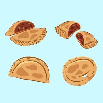 Empanada sammlung