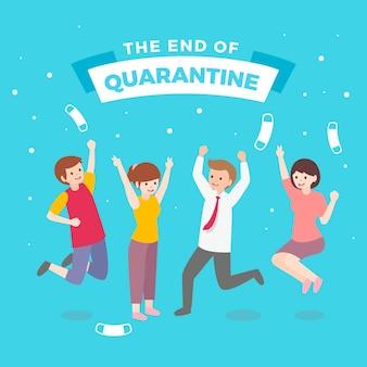 Ende des quarantänedesigns