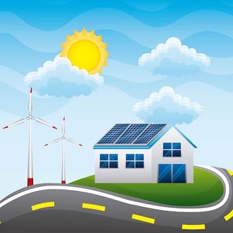 Energie sauber