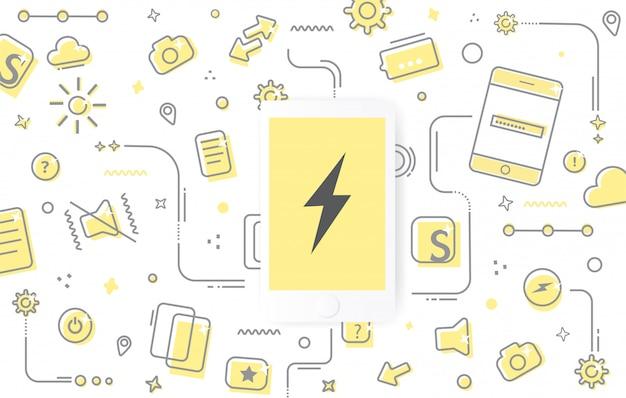 Energiesparendes design