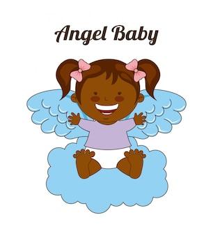 Engel baby